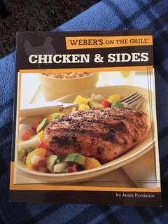 Weber's on the Grill - Chicken and Sides