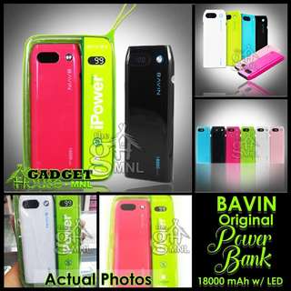 Original BAVIN powerbank 18000kMAH