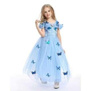 BN FREE MAIL Party Dress Princess Dress