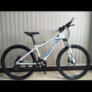 """Free Delivery! CROLAN 26"""", 24 Speeds, Hydraulic Brakes MTB ✩ Brand new bicycles"""