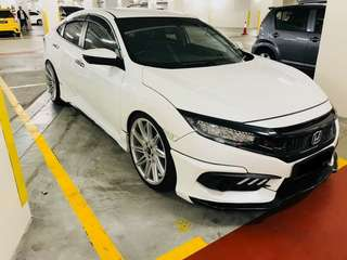 HONDA CIVIC FC TCP TURBO 230BHP 320NM SAMBUNG BAYAR