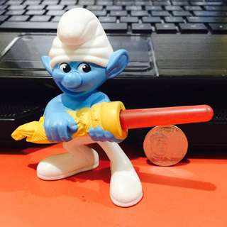Smurf - Clumsy's Magic Wand