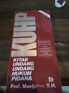 Buku kuhp
