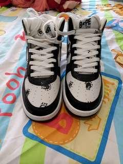 猿人 波鞋