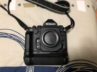 Nikon DF vertical grip