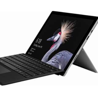 [99.9% BRAND NEW] UnBoxed New Microsoft Surface Pro 2017 (Core i5/4GB/128GB)