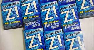 PRE ORDeR NOw SPeCIaL ! 🇯🇵 Japan Rohto Z! Cooling Effect Eye Drop