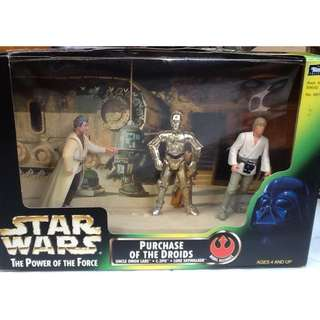 STAR WARS 'Purchase of the Droids' Box Set