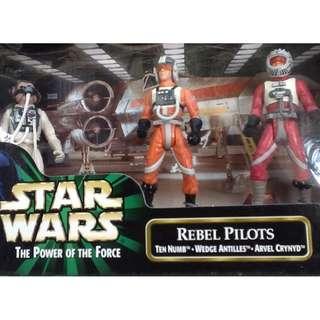 Star Wars 'Rebel  Pilots' Box Set