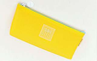 Pencil Case Languo Yellow