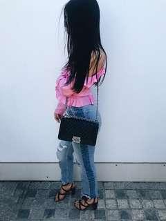 Chanel Inspired Boy Bag