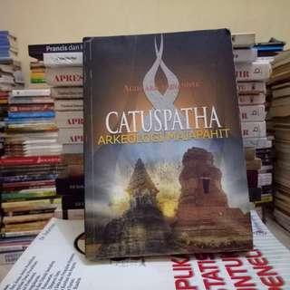 Catuspatha Arkeologi Majapahit