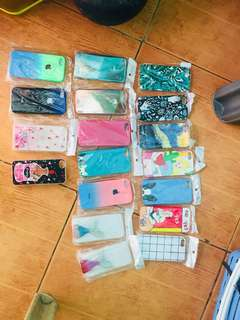 Onhand Iphone 5,5s and SE cases
