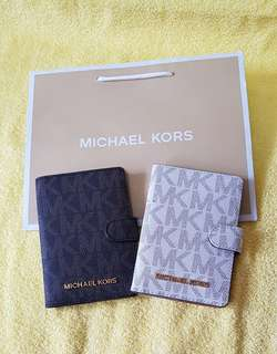 MK Passport Holder
