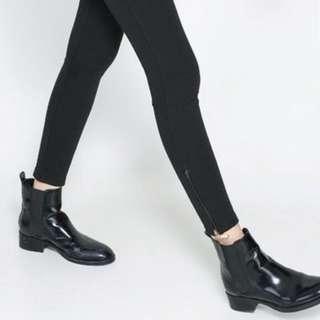 Zara Chelsea boots size 9