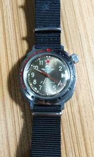 蘇聯軍錶80年代中古