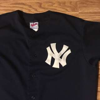🔥💯👌 authentic vintage new york ny yankees jersey