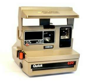 Polaroid Quick 620 Camera