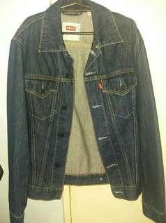 Authentic Levi's Jacket