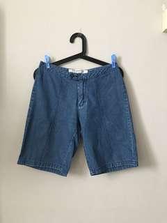 Giordano Denim Bermudas Shorts
