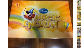 Disney Magic English 26 Dvd And Books