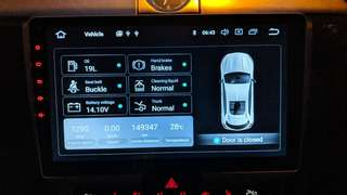 Passat B7 Android Headunit (RNS510 replacement)