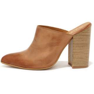 Matisse Leather Mules