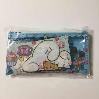 Santio PVC 袋連手指餅及貼紙 (Cinnamoroll)