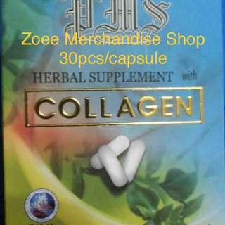 Herbal collagen