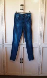 Miss Sixty Super High Waisted Jeans