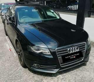 Audi A4 TFSI MU