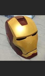🚚 鋼鐵人高級訂製頭盔