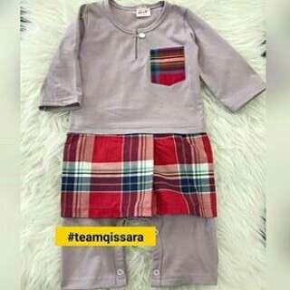 Rompers Baju Melayu (2)