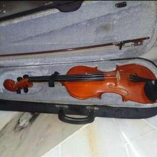violin 4/4 eurostring 100