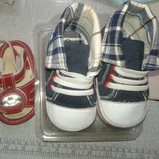 VGUC Shoes and sandals for boys