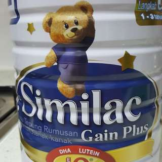 Similac Stage 3 (1.8kgs) - $45