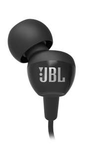 JBL C100SI In- Ear Headphones with Mic ( Black) #cny888