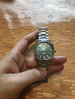 OMEGA Teak Grey Dial  Watch Seamaster Aqua Terra 150M