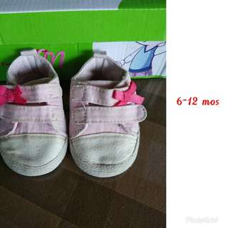 Preloved Baby Girl Shoes