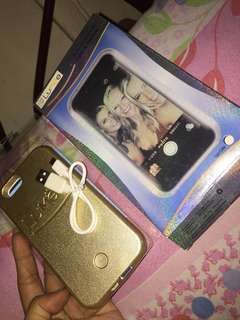 Lumee iPhone 6 light up selfie case