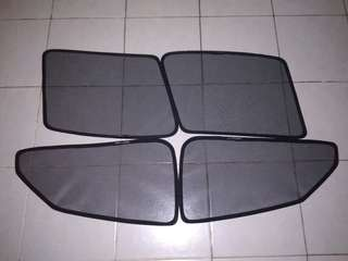 Chr Magnatic Sunshade