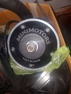 Selling my power motor / minimotors 800walts