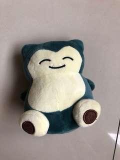 Snorlax pokemon doll
