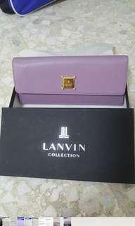 Brand new Lanvin Wallet
