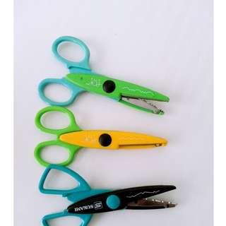 Decorative edged scissors(BUY 2 FREE 1)