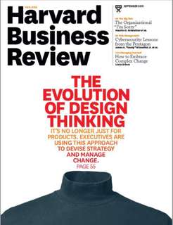 Free 4 years of Harvard Business Review