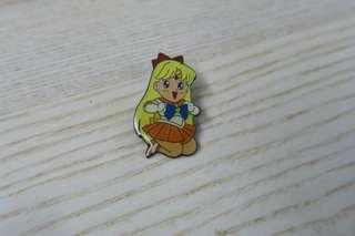 90年代中古美少女戰士徽章pin