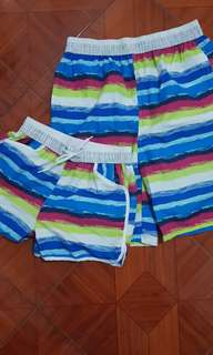Couple Boardshorts Used Only Once