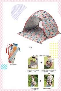 日本直送迪士尼帳篷