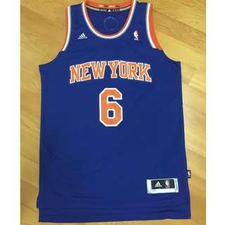 NBA New York Knicks 紐約尼克 Tyson Chandler 錢德勒 球衣(curry JORDAN)